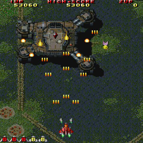 Raiden игра скачать - фото 3